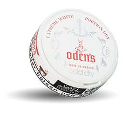 ODENS COLD EXTREME WHITE DRY 10g