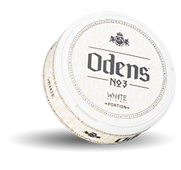 ODENS NO 3 WHITE 15g