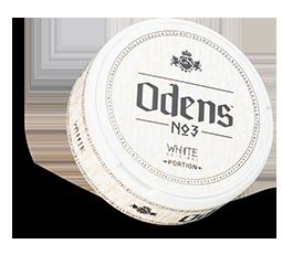 ODENS NO 3 WHITE