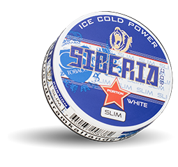 SIBERIA 80 DEGREES SLIMS WHITE 20g