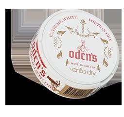 Oden's Vanilla Extreme White Dry 10g