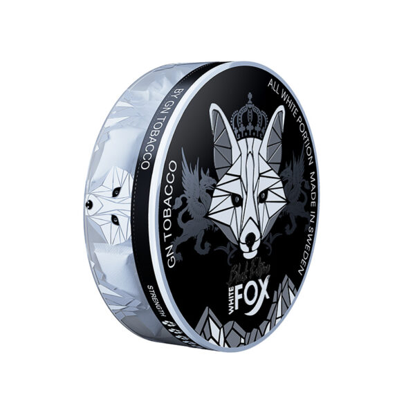 White Fox Black5