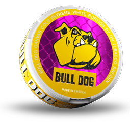 Bull Dog Canvas Cold Extreme White Portion 20g