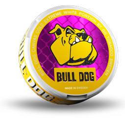 Bull Dog Canvas Cold Extreme White Portion