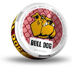 Bull Dog Canvas Extreme White Portion 20g 1