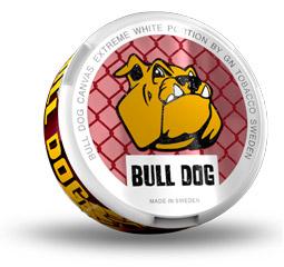 Bull Dog Canvas Extreme White Portion