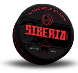 Siberia 80 Degrees Black White Dry 16g